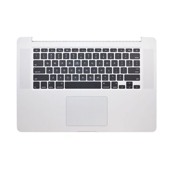 661-05334 Top Case (Silver) for MacBook Pro 13-inch Late 2016 A1706 MLVP2LL, MNQG2LL