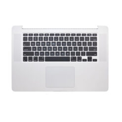 661-07951 Top Case (Silver) for MacBook Pro 13-inch Mid 2017 A1706 MPXX2LL, MPXY2LL