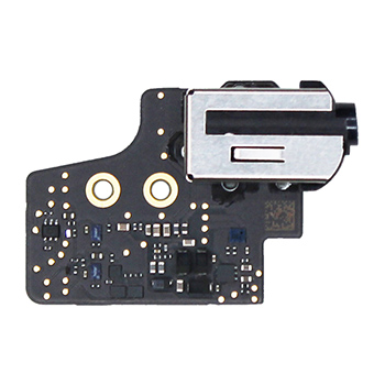 923-00441 Audio Board (Gold) for MacBook 12-inch Early 2015 A1534 MK4M2LL/A, MK4N2LL/A