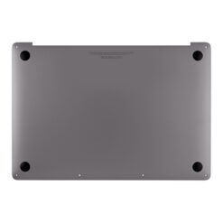 923-01789 Bottom Case (Space Gray) for MacBook Pro 15-inch Mid 2017 A1707 MPTR2LL/A, MPTT2LL/A, BTO/CTO