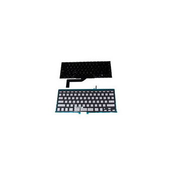 SKU25944 Keyboard Backlit for MacBook Pro 15-inch Early 2013 A1398 ME664LL, ME665LL