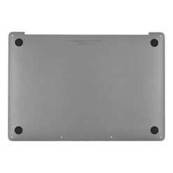 923-01784 Bottom Case (Space Gray) for MacBook Pro 13-inch Mid 2017 A1708 MPXQ2LL, MPXT2LL