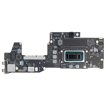 661-07568 Logic Board 2.3 GHz (8GB) for MacBook Pro 13-inch Mid 2017 A1708 MPXQ2LL/A, MPXR2LL/A, MPXT2LL/A, MPXU2LL/A