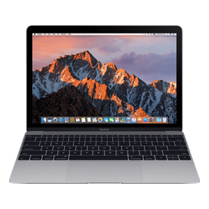 "MacBook 12"" Mid 2017 A1534 (Space Gray, Silver, Gold, Rose Gold)"