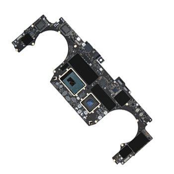 661-09989 Logic Board 2.2GHz (16GB, 256GB, 555X) for MacBook 15-inch Mid 2018 A1990 MR932LL/A, MR942LL/A, BTO/CTO